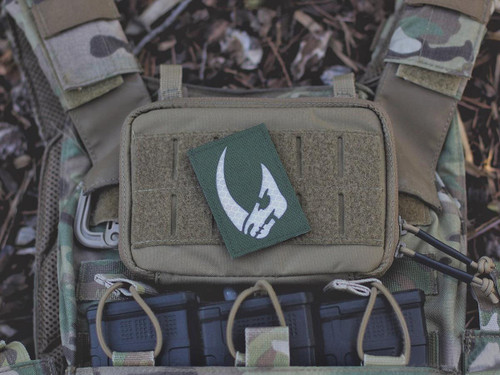 """The Overland Portal """"Mudhorn"""" Patch"""