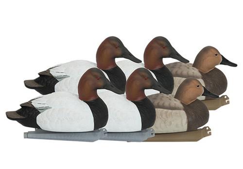 Pro Grade Foam Filled Canvasbacks 6Pk