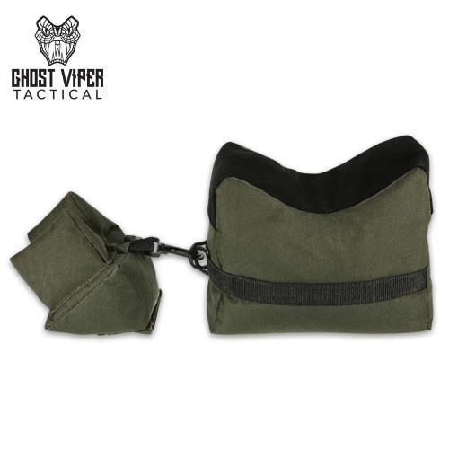 Ghost Viper Tactical Black Gun Rest Bags