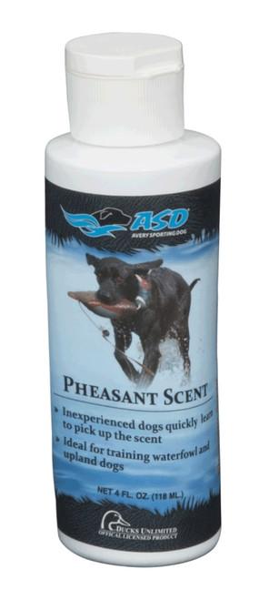 Dog Training Pheasant Scent