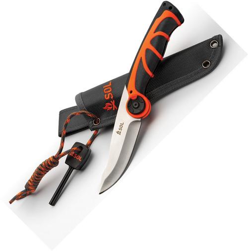 Stoke Pivot Knife and Saw