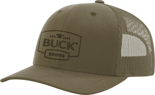 Buck Logo Cap
