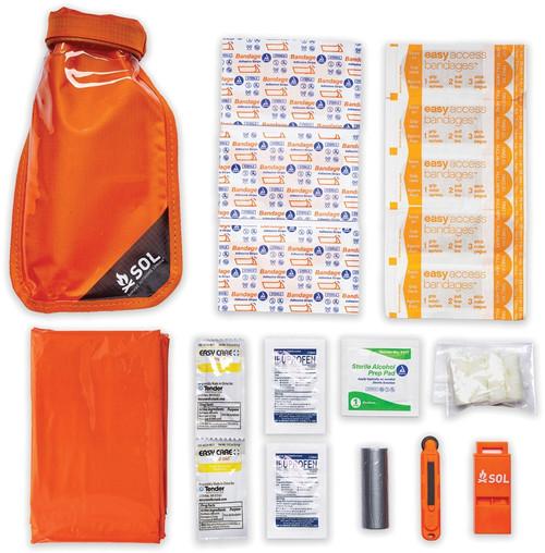 Survival Medic in Dry Bag