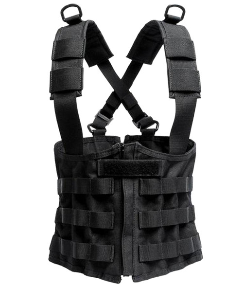 Laylax Battle Style Ladies Tactical Corset Rig Light (Color: Black)
