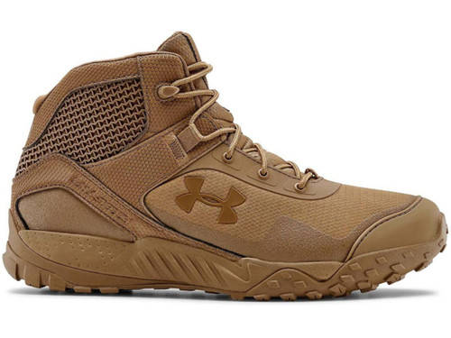 """Under Armour UA Valsetz RTS 1.5 5"""" Tactical Boots (Color: Coyote Brown)"""