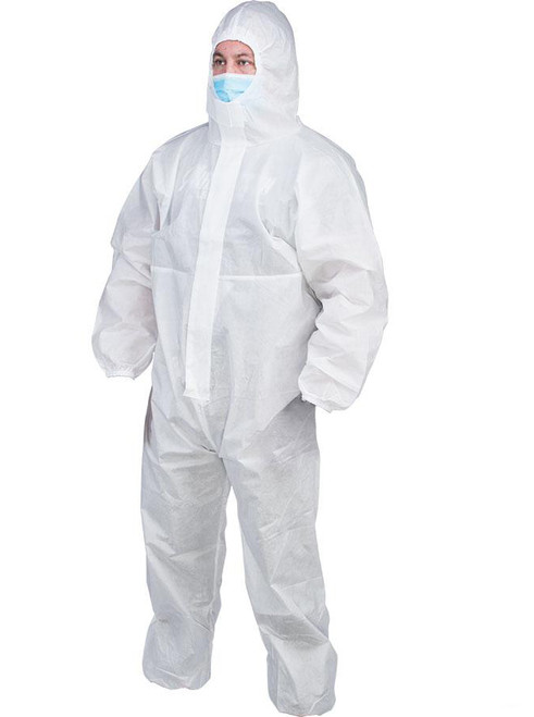 Disposable Medical Coverup Suit