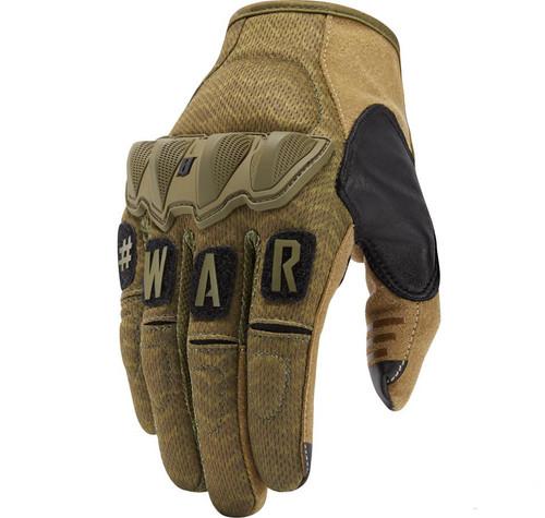 "Viktos ""WARTORN"" Tactical Gloves (Color: Coyote)"