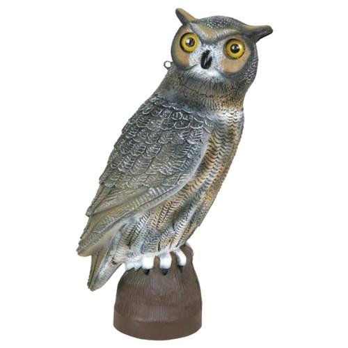 """Owl Decoy 17"""""""