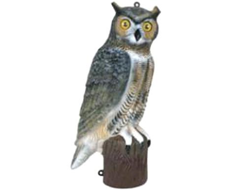 """Owl Decoy 21"""""""