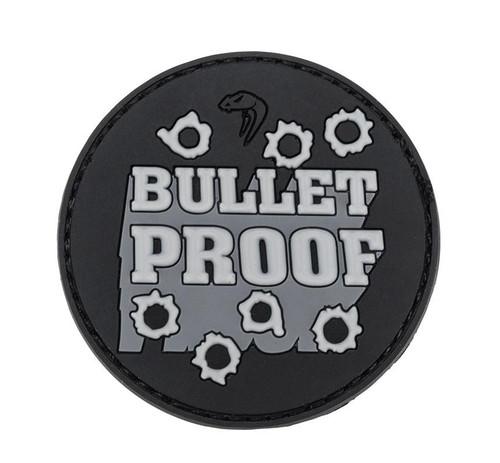 "Viper Tactical ""Bullet Proof"" PVC Rubber MOrale Patch"