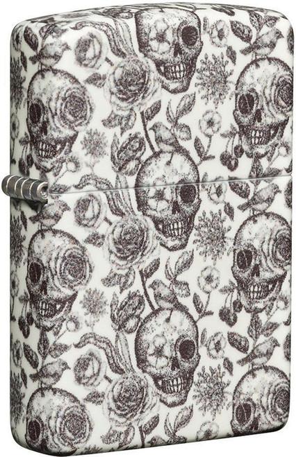 Skull Design Lighter