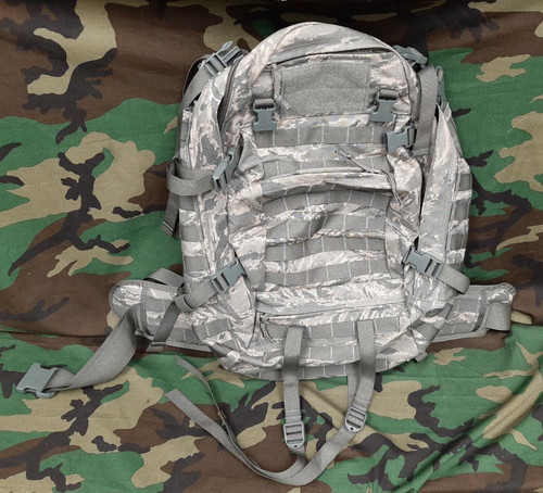 U.S. Armed Forced GCS Warrior ABU Large Multi-Mission Pack (MMP) KIT