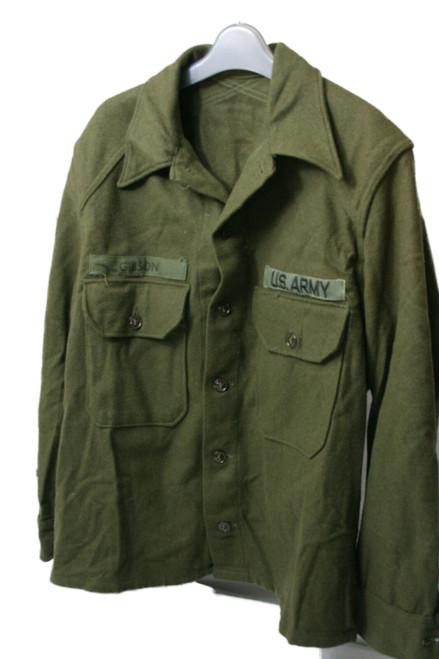 U.S. Armed Forces 2 Pocket Wool Shirt