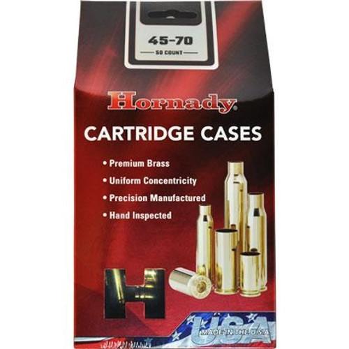 45-70 Unprimed Brass Per/50 HOR-8784