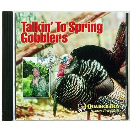 Talkin To Spring Gobblers CD