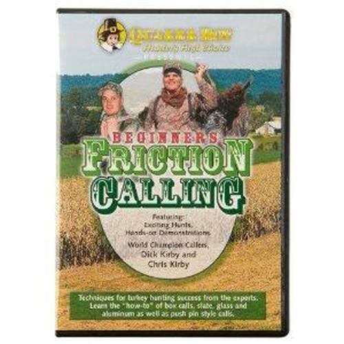 Beginner'S Friction Callin' DVD