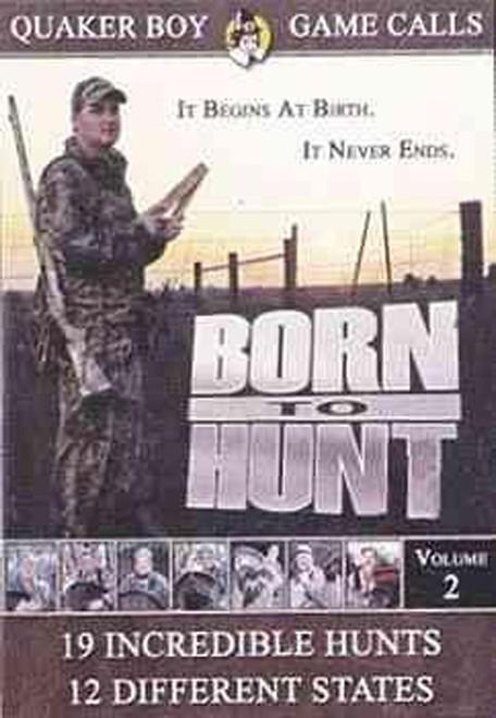 Born To Hunt Vol.2 Turkey DVD