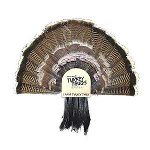 Turkey Thugs Fan Mount 5 Beard Holder