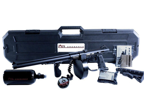 Air Ordinance  SMG 0.22 Pellet Rifle HPA