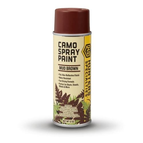 Mud Brown Spray Paint 16Oz.