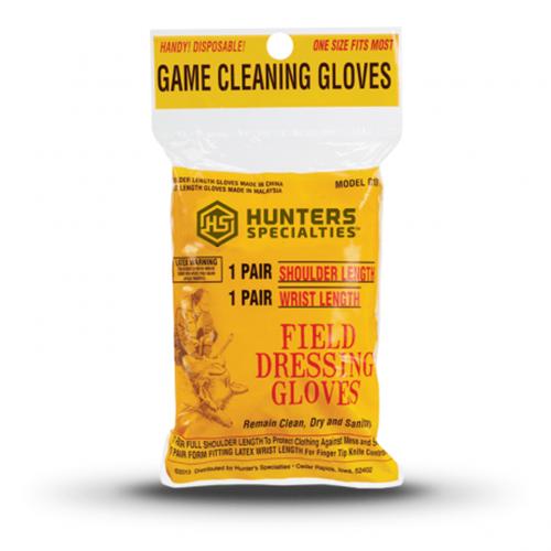 Deluxe Field Dressing Gloves 2/Pkg