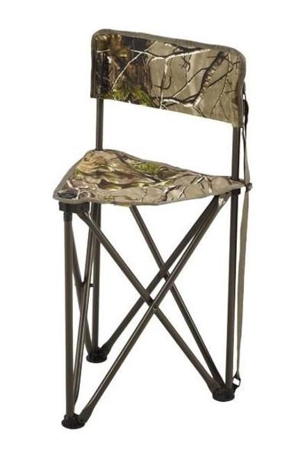 Tripod Camo Chair Realtree Xtra Green