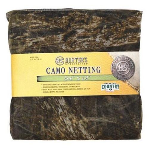 """Mobu Country Camo Netting 54""""X12'"""