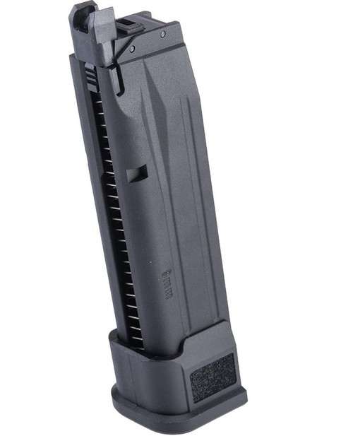 SIG Sauer ProForce Spare Magazine for P320 M17 MHS GBB Pistol (Model: Green Gas)