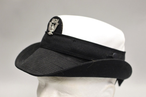 U.S. Navy Service Uniform Women's Wool Hat and Cover