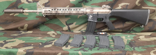 A&K M16A4 STW Professional Training Weapon Package- USED