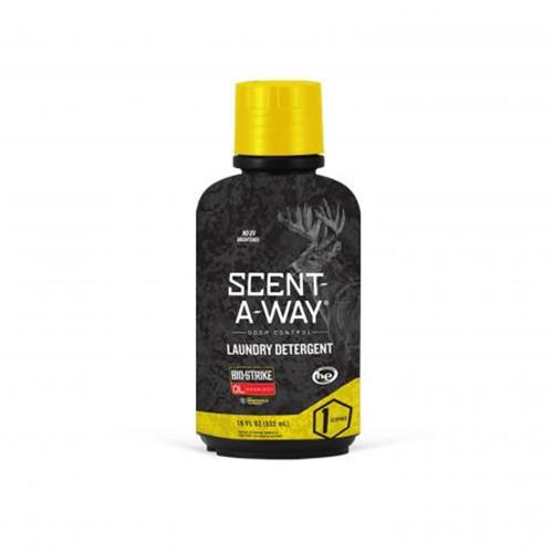 Scent-A-Way Bio-strike Laundry Detergent 18 Oz.