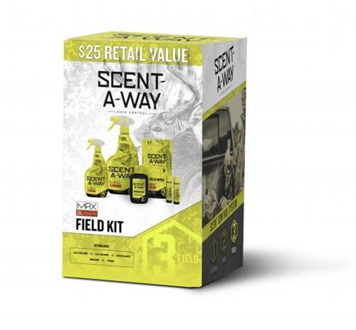 Scent-A-Way Field Kit