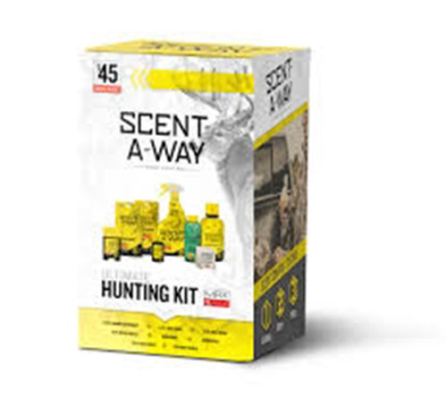 Scent-A-Way Ultimate Hunting Kit