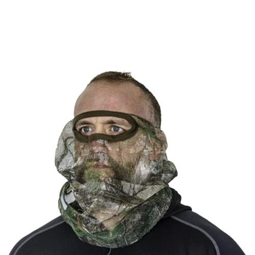 3/4 Facemask Edge