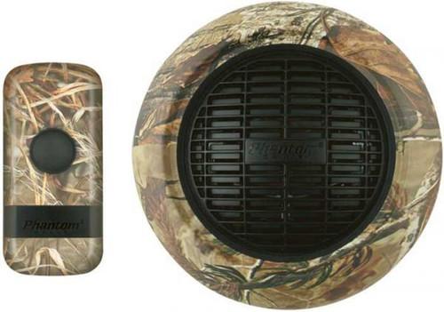 Sportsman's Wireless Doorbell Ap Brown Camo