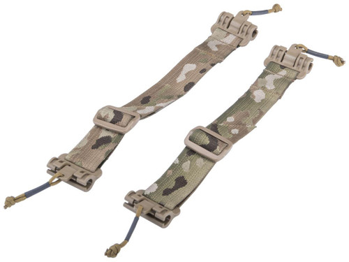 FirstSpear MASS Shoulder Straps for Siege-R Optimized Plate Carriers