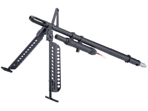 A&K Complete Barrel Assembly for M60 Series Airsoft AEG Machine Guns
