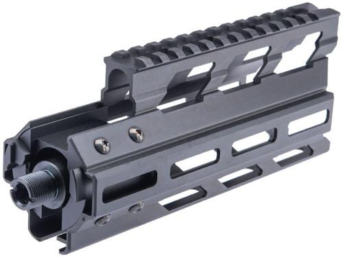 Laylax NITRO Vo. M-LOK Railed Handguard for Tokyo Marui AUG HC Custom Airsoft AEG Rifles