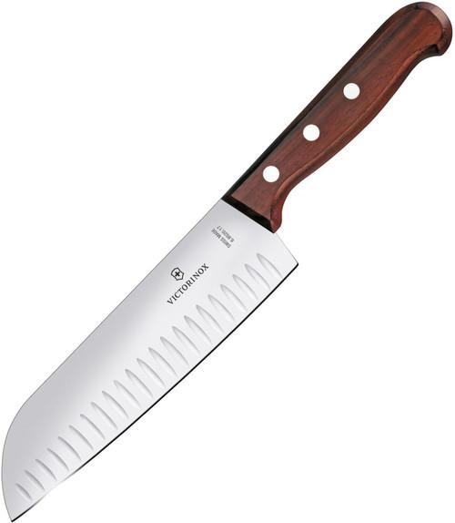 Santoku Knife Granton 7in