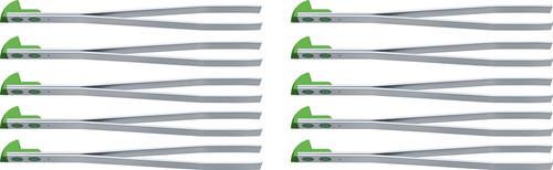 Replacement Tweezers Lg Grn
