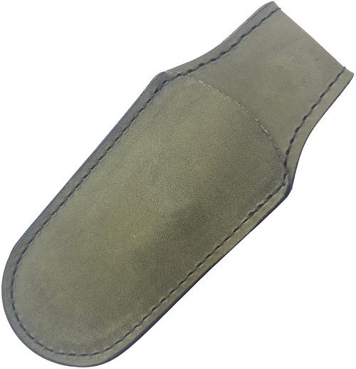 Magnetic Leather Pocket Sheath MKMPLSM01GR
