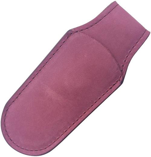 Magnetic Leather Pocket Sheath MKMPLSM01BU
