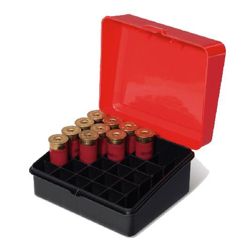 Shell Box 12/16 GA 25Rds