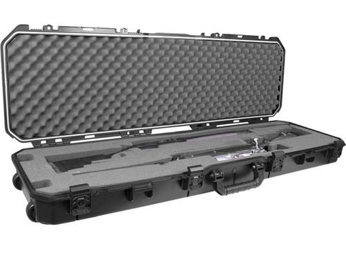 "AW2 52"" Double Scoped Rifle/Shotgun Case Black"