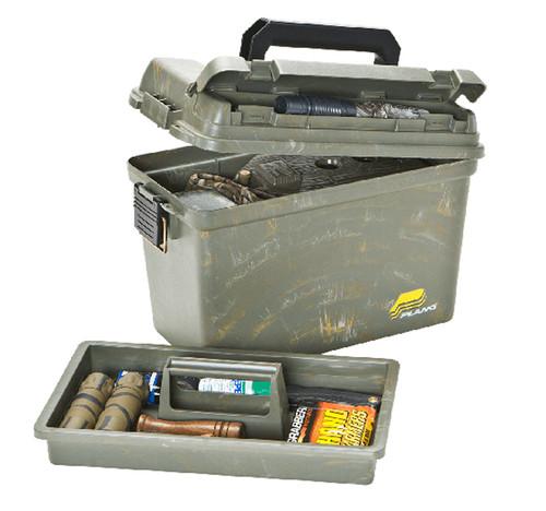 Field Box W/Tray Camo
