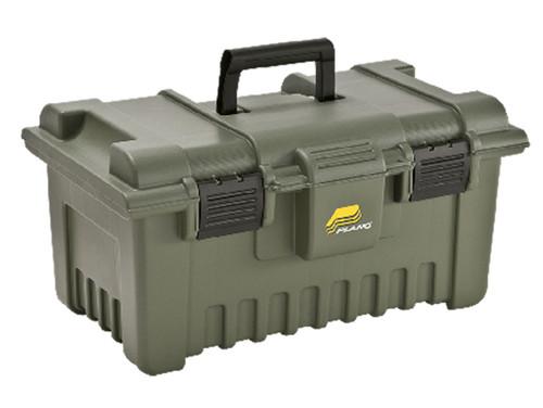 Shooters Case XL W/Gun Rest Green