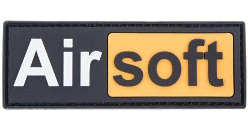 "Patch Fiend Airsoft ""Hub"" PVC Morale Patch"