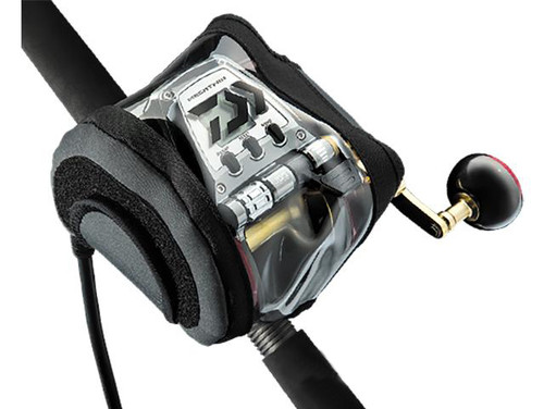 Daiwa Tactical View Power Assist Electrical Reel Cover