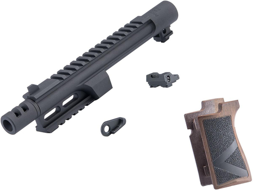 AW Custom Raccoon Special Hand Cannon Kit for WE Tech Desert Eagle Gas Blowback Airsoft Pistol
