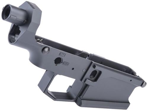 "Matrix ""Zion"" Billet Style Metal Receiver for CYMA Platinum QBS Airsoft AEG Rifle (SR-25)"